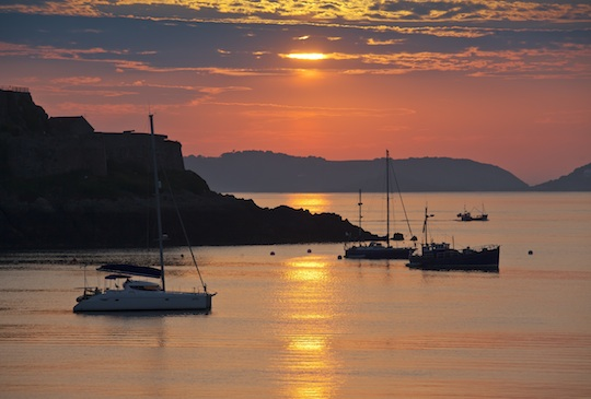 VISIT GUERNSEY - PICTURE: CHRIS GEORGE +44(0)7781 424412