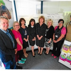 LADY CORDER IS NEW PATRON OF AUTISM GUERNSEY