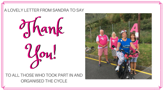 A lovely letter from sandra to say (1)