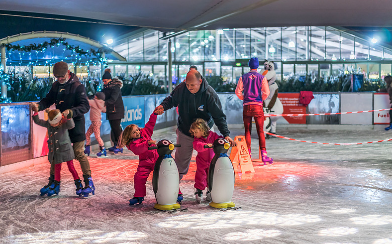 Autism-Friendly Ice Skating Sessions